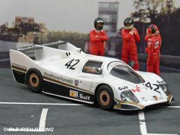 Porsche Kremer CK5 | Model Racing Cars | Caption Text