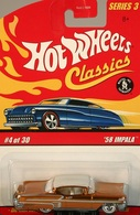 Hot wheels hot wheels classics%252c hot wheels classics series 4 58 impala model cars 9a9ab21c ecf9 4b3a 833d c6ad67f6da94 medium