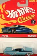 Hot wheels hot wheels classics%252c hot wheels classics series 4 58 impala model cars 839b98ca d0e5 4482 9f39 0abce0eff6c7 medium
