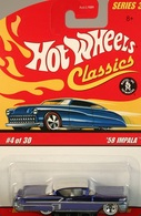 '58 Impala | Model Cars