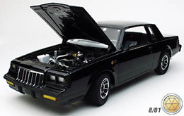 1985 Buick Grand National | Model Cars