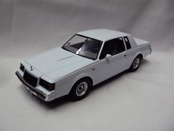 1986 Buick Regal T-Type | Model Cars