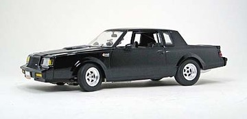 1987 Buick Grand National Drag Version | Model Cars