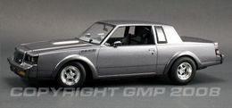 1987 Buick GNX Street Fighter | Model Cars