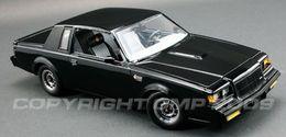 1987 Buick Grand National GN-132 FBI Car | Model Cars
