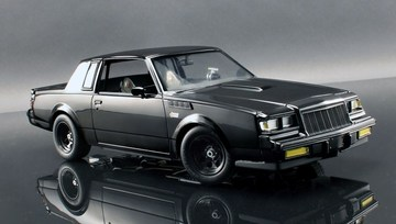 1987 Buick Grand National Street Fighter | Model Cars