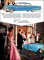 """1956 Cadillac Series 60 Special, """"Any Motor Car Should be as Wonderful . . ."""" 
