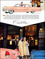 """1956 Cadillac Series Sixty-Two Sedan De Ville, """"For the happiness the car will bring him . . ."""" 