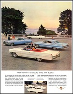 """1964 Cadillac, """"How to fit a Cadillac into Any Budget"""" 