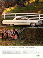 """""""First-Time 1964 Cadillac Owner"""" 