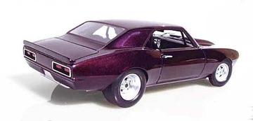 1968 Chevrolet Camaro Drag Car | Model Cars