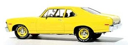 1968 chevrolet nova copo ss 750 ty toys yellow medium