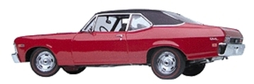 1968 Chevrolet Nova SS 350 | Model Cars