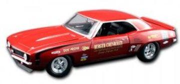1969 Chevrolet Camaro SS 427 Berger | Model Cars