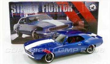 1969 Chevrolet Camaro Twin Turbo Street Fighter  | Model Cars