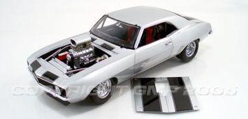 1969 Chevrolet Camaro Z28 Street Fighter | Model Cars