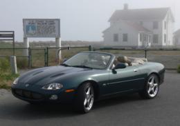Jaguar XKR | Cars | 2002 JAGUAR XKR