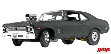 1969 Chevrolet Pork Chop Chop Shop Nova | Model Cars
