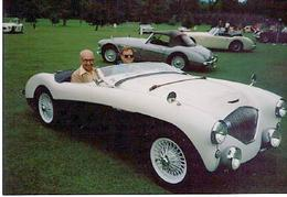 Austin-Healey 100 | Cars | Austin Healey 100 (BN1)