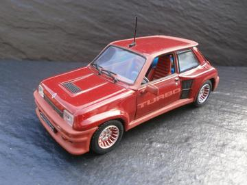 Renault 5 Maxi Turbo | Model Cars