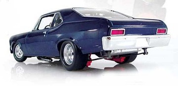 1970 Chevrolet Nova Drag Car | Model Cars