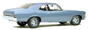 1970 Chevrolet Nova COPO SS 350 | Model Cars