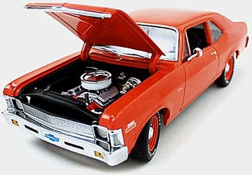 1970 Chevrolet Nova COPO SS 350 | Model Cars