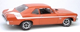 Chevrolet nova yenko nova deuce orange medium