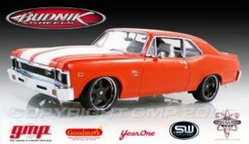 1970 Chevrolet Nova Z28 Steve Strope Design  | Model Cars