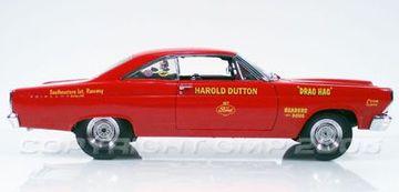 1967 Ford Fairlane Drag Hag | Model Cars