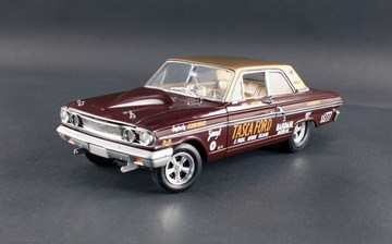 1964 Ford Thunderbolt Tasca Drag Car | Model Cars