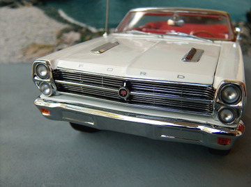 1966 Ford Fairlane GT Convertible | Model Cars