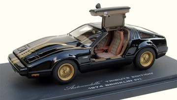1974 Bricklin SV-1 Tribute Edition Chairman's Black | Model Cars