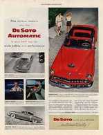 Five Obvious Reasons Why The Automatic Is Your Best Buy For Style, Safety, And Performance | Print Ads