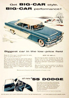 Get BIG-CAR Style, BIG-CAR Performance! | Print Ads