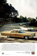It's Great... Going Cadillac! 1966 | Print Ads