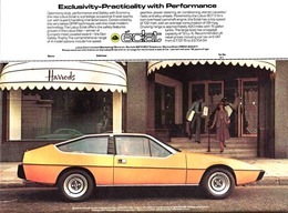 Exclusivity-Practicality With Performance | Print Ads