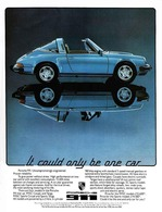 It Could Only Be One Car | Print Ads