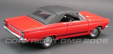 1967 Ford Fairlane GT Convertible | Model Cars