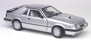 1984 Ford Mustang SVO Turbo | Model Cars