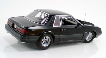 1985 Ford Mustang LX Dark Horse | Model Cars