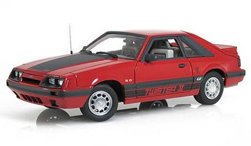 1985 Ford Mustang GT 5.0 Twister II | Model Cars