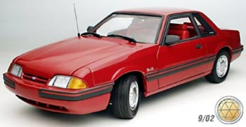 1987 Ford Mustang LX | Model Cars