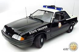 Ford mustang florida highway patrol medium