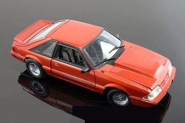 1989 Ford Mustang Drag Car | Model Cars