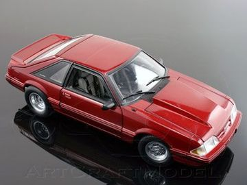 1989 Ford Mustang Drag Car | Model Cars