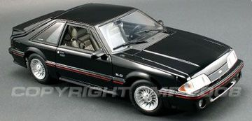 1989 Ford Mustang GT | Model Cars