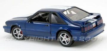 1991 Ford Mustang GT Street Fighter | Model Cars