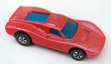 Ford Mark IV | Model Cars