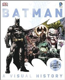 Batman: A Visual History | Books